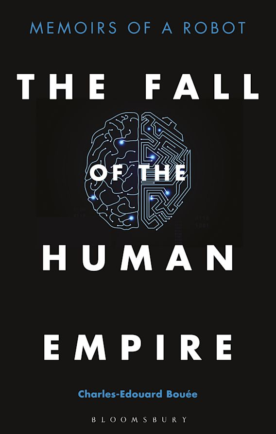 The Fall of the Human Empire cover