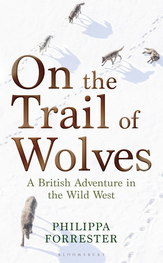 On the Trail of Wolves cover