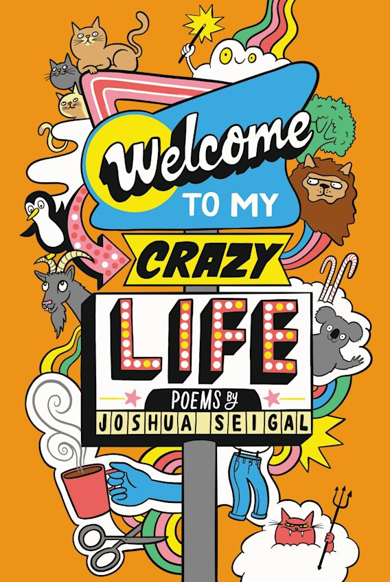 Welcome to My Crazy Life cover