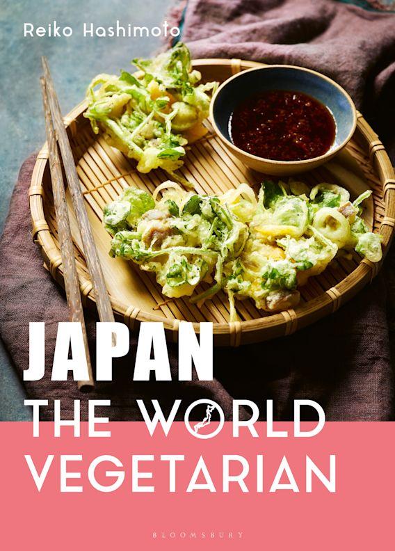 Japan: The World Vegetarian cover