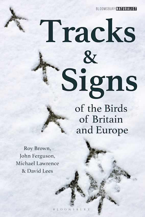 Tracks and Signs of the Birds of Britain and Europe cover