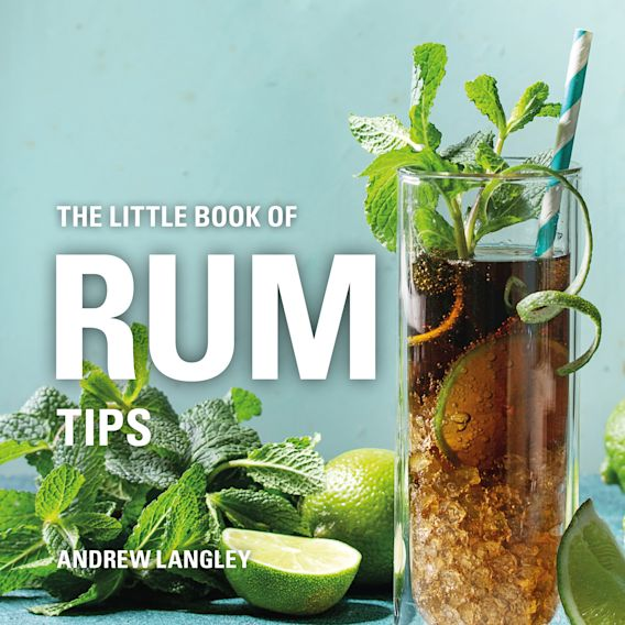The Little Book of Rum Tips cover