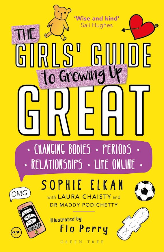The Girls' Guide to Growing Up Great cover
