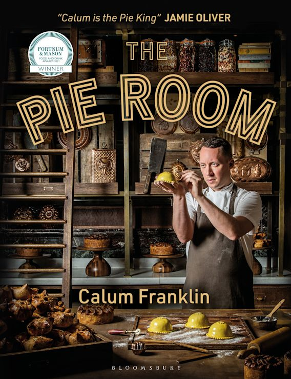 The Pie Room cover