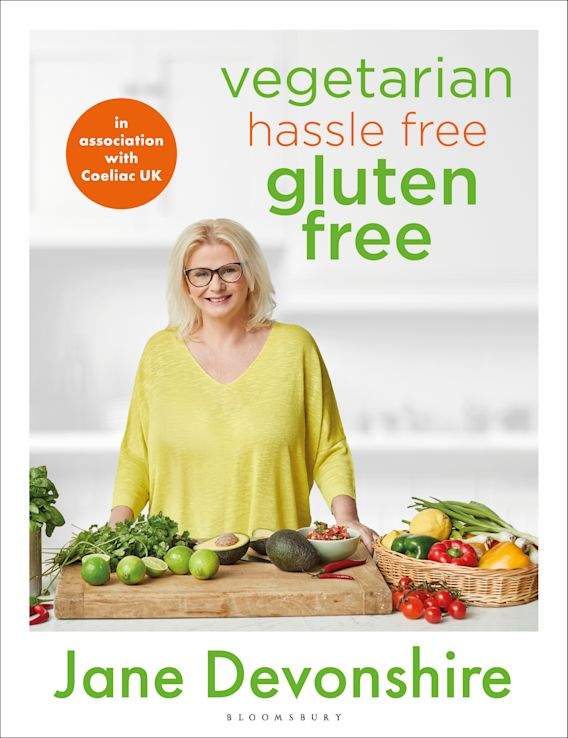 Vegetarian Hassle Free, Gluten Free cover