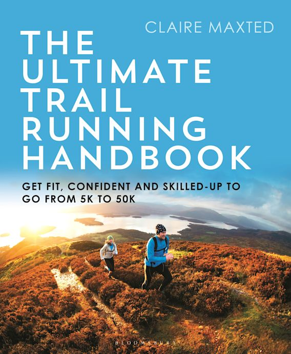 The Ultimate Trail Running Handbook cover