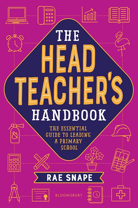 The Headteacher's Handbook cover