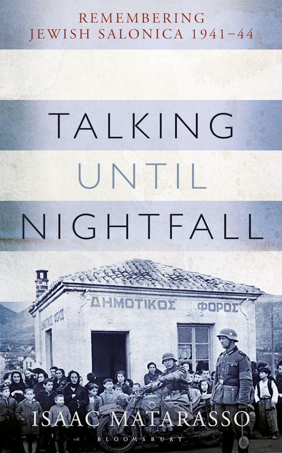 Talking Until Nightfall cover