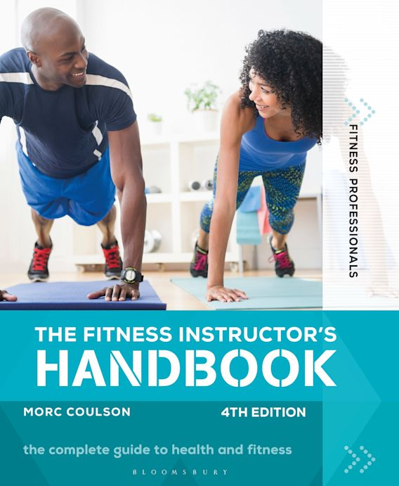 The Fitness Instructor's Handbook 4th edition cover