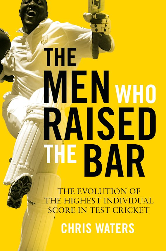 The Men Who Raised the Bar cover