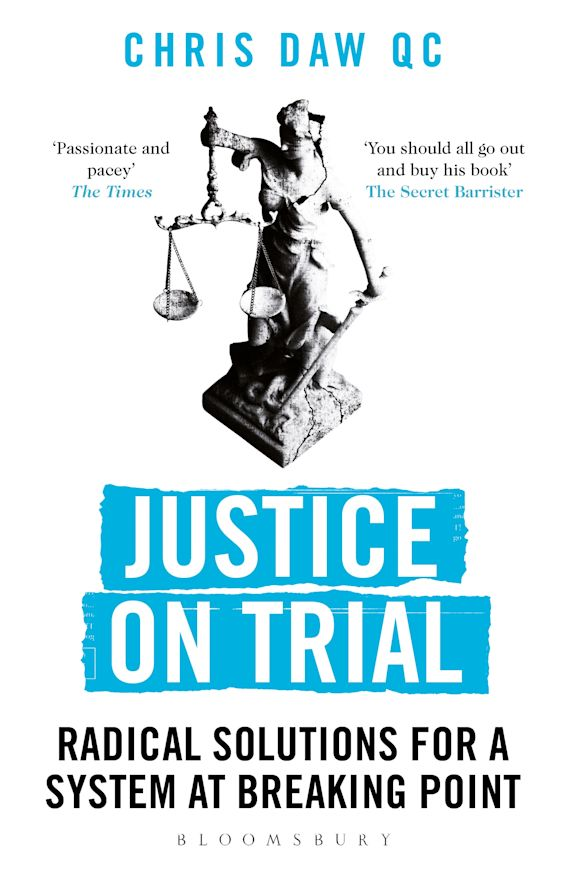 Justice on Trial cover