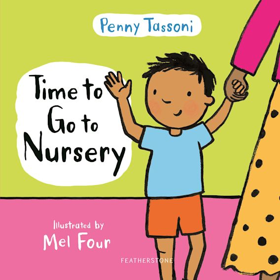 Time to Go to Nursery cover