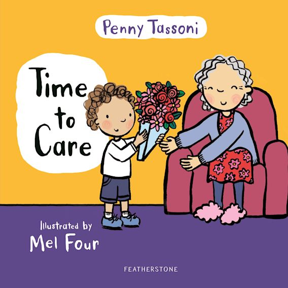 Time to Care cover