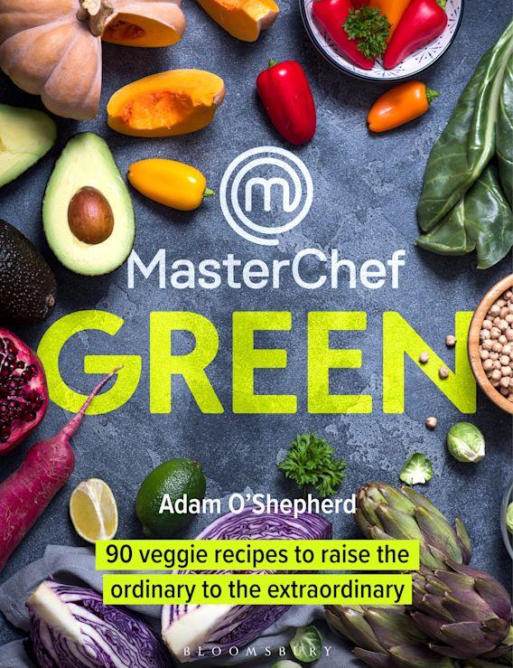 MasterChef Green cover
