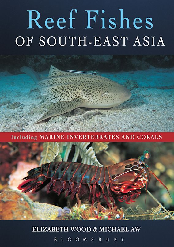 Reef Fishes of South-East Asia cover