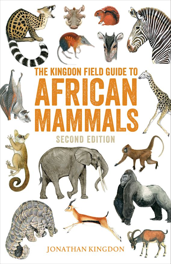 The Kingdon Field Guide to African Mammals cover