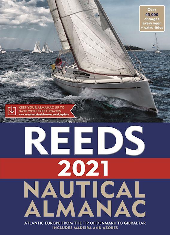 Reeds Nautical Almanac 2021 cover