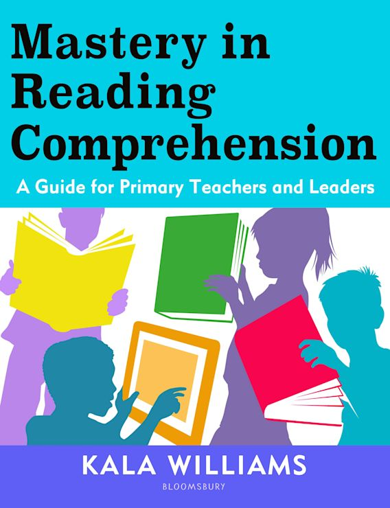 Mastery in Reading Comprehension cover