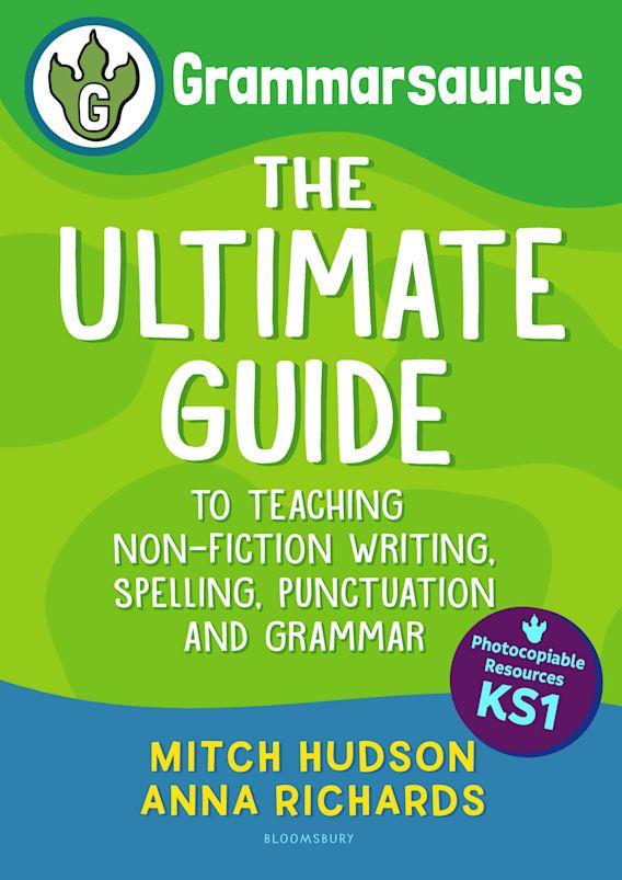 Grammarsaurus Key Stage 1 cover