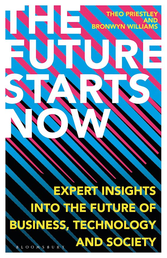 The Future Starts Now cover