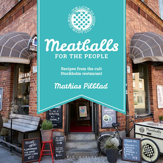 Meatballs for the People cover
