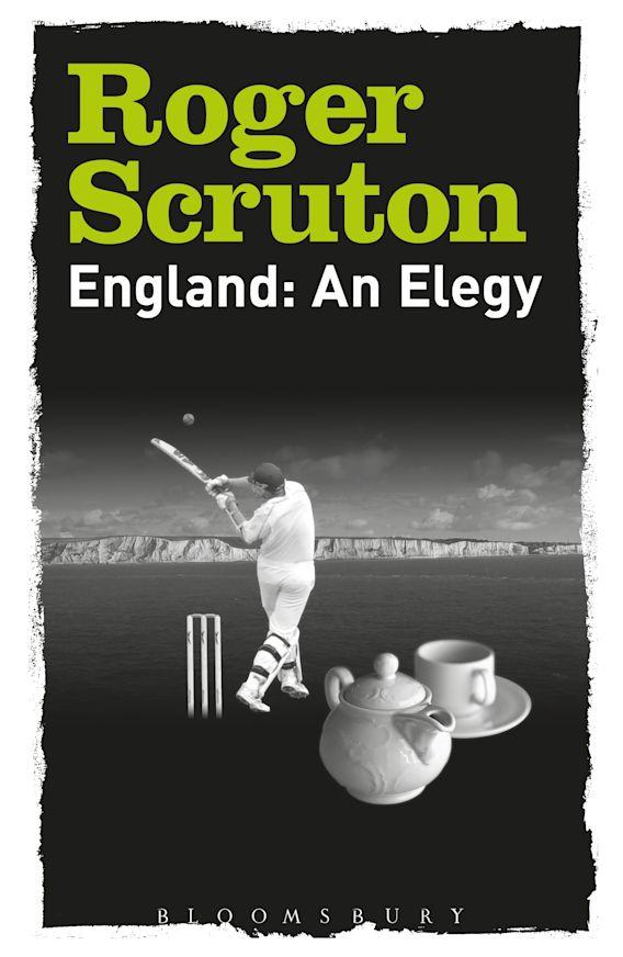 England: An Elegy cover