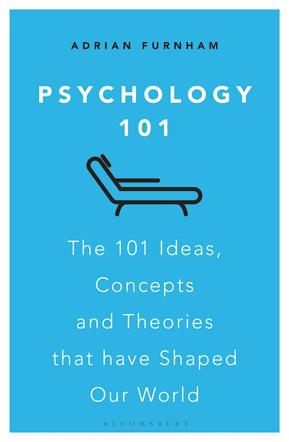 Psychology 101 cover