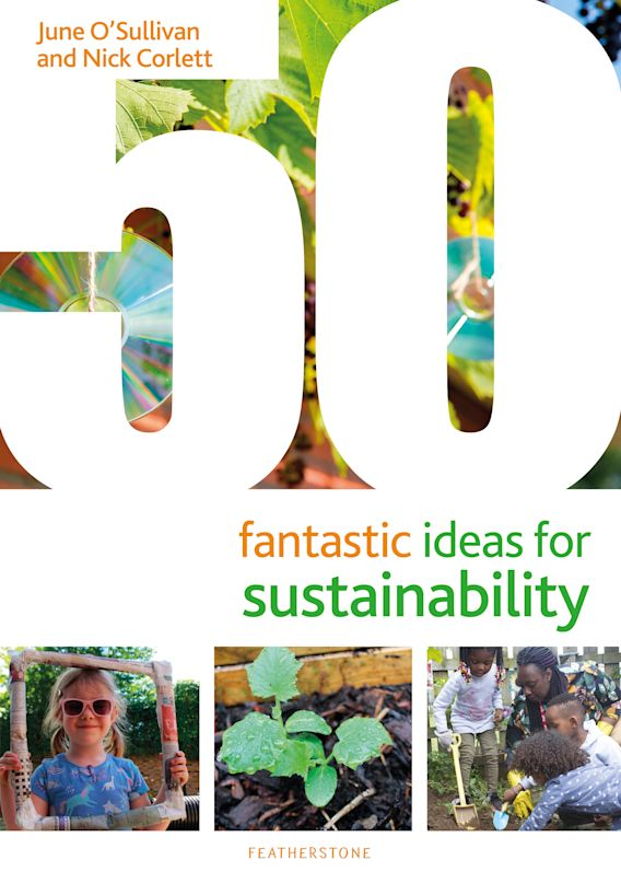 50 Fantastic Ideas for Sustainability cover