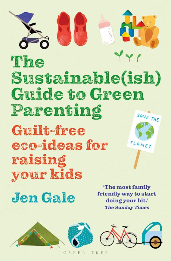 The Sustainable(ish) Guide to Green Parenting cover