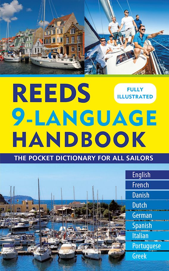 Reeds 9-Language Handbook cover