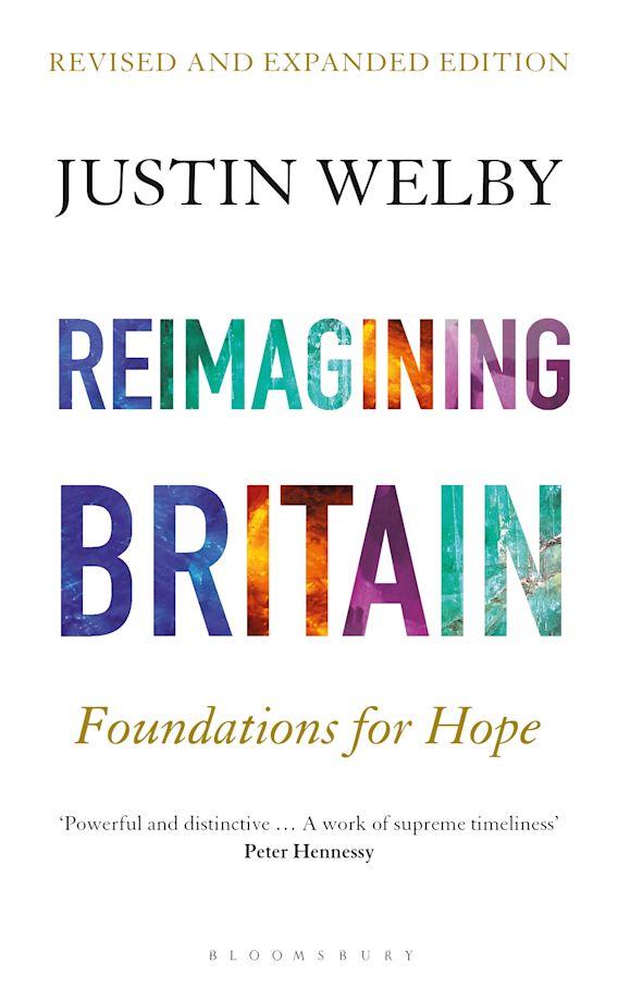 Reimagining Britain cover
