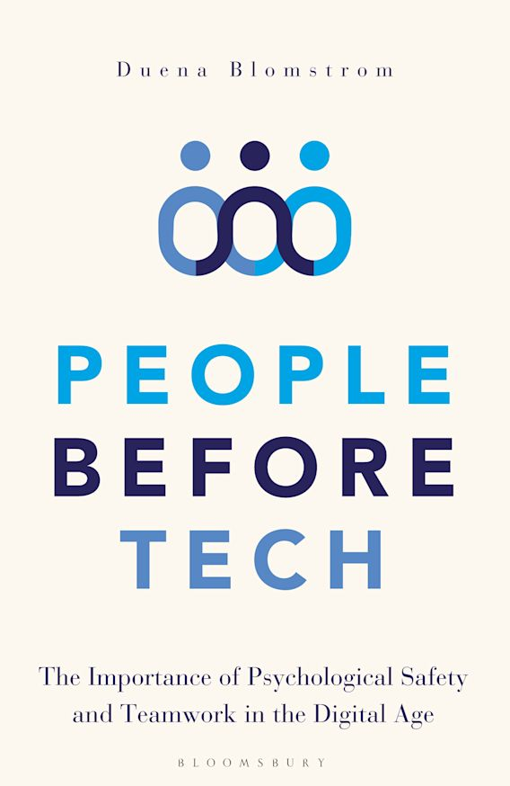 People Before Tech cover