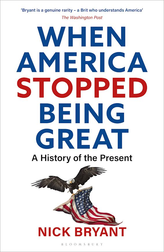 When America Stopped Being Great cover