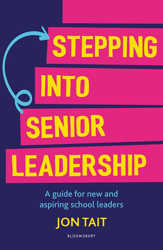 Stepping into Senior Leadership cover