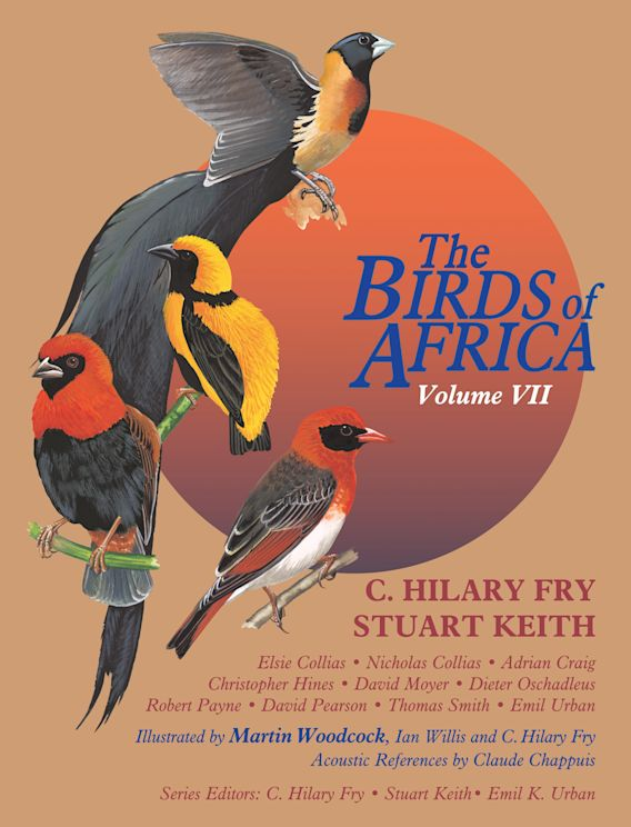 The Birds of Africa: Volume VII cover
