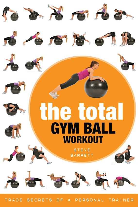 The Total Gym Ball Workout cover