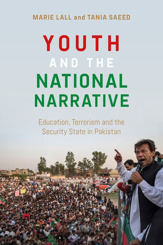Youth and the National Narrative cover
