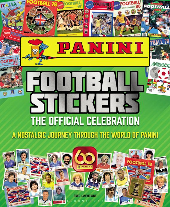 Panini Football Stickers: The Official Celebration cover