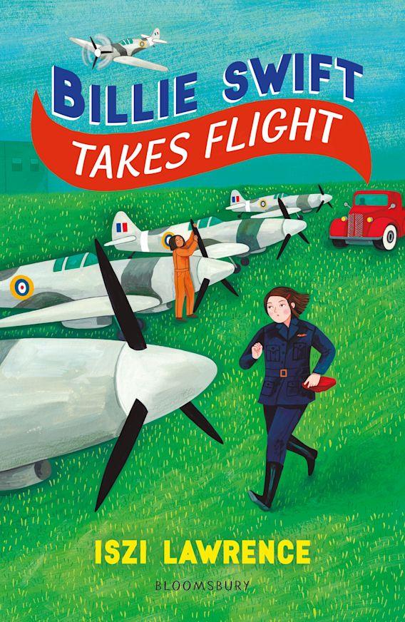 Billie Swift Takes Flight cover