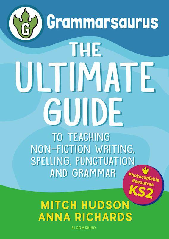 Grammarsaurus Key Stage 2 cover