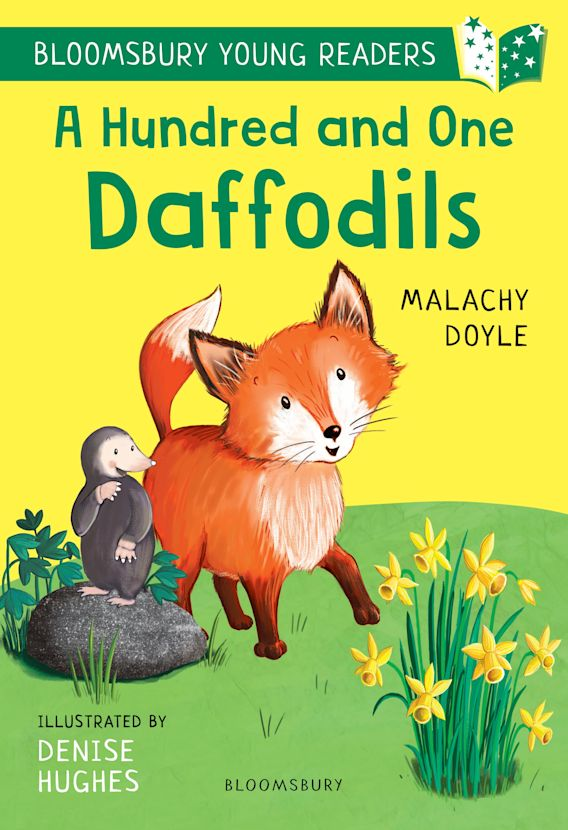 A Hundred and One Daffodils: A Bloomsbury Young Reader cover