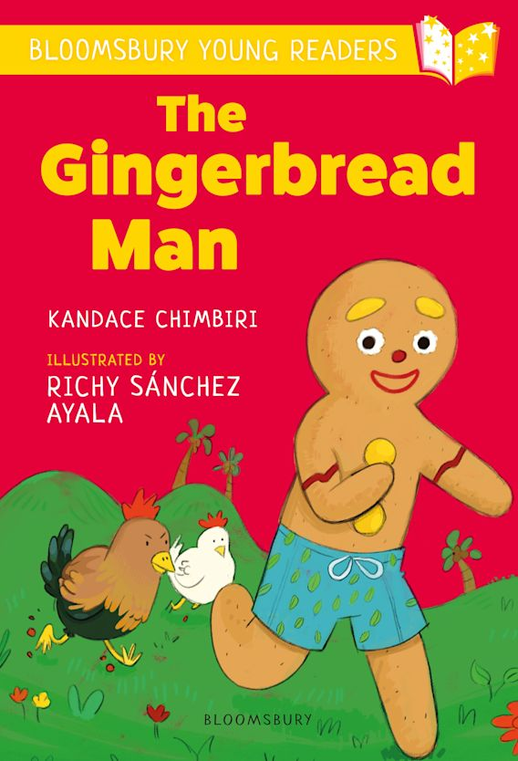 The Gingerbread Man: A Bloomsbury Young Reader cover