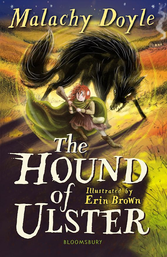 The Hound of Ulster: A Bloomsbury Reader cover