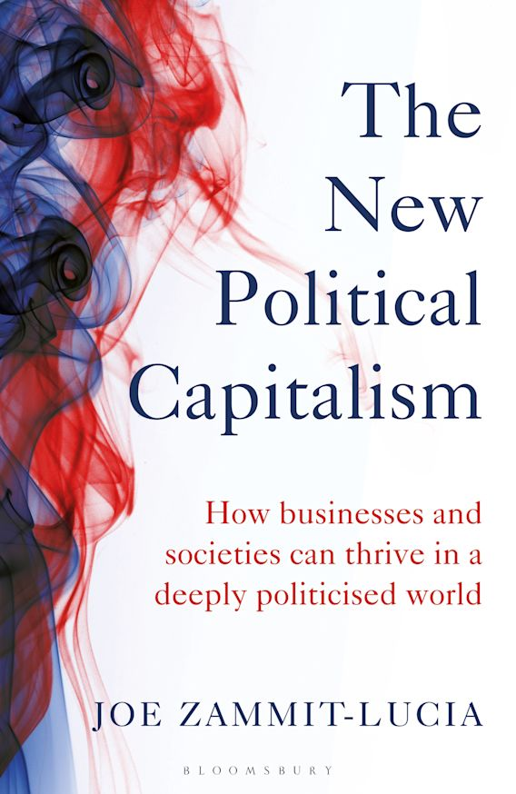 The New Political Capitalism cover