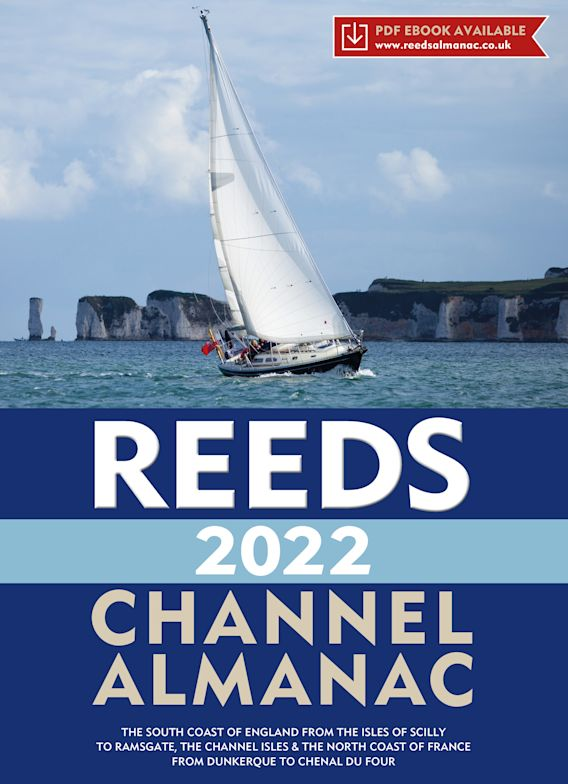 Reeds Channel Almanac 2022 cover