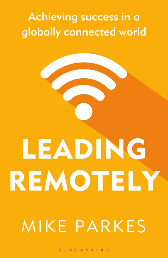 Leading Remotely cover