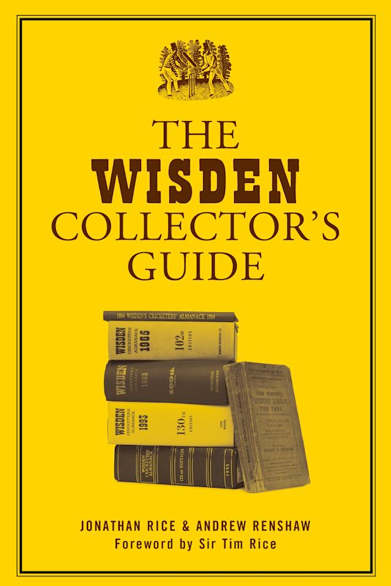 The Wisden Collector's Guide cover
