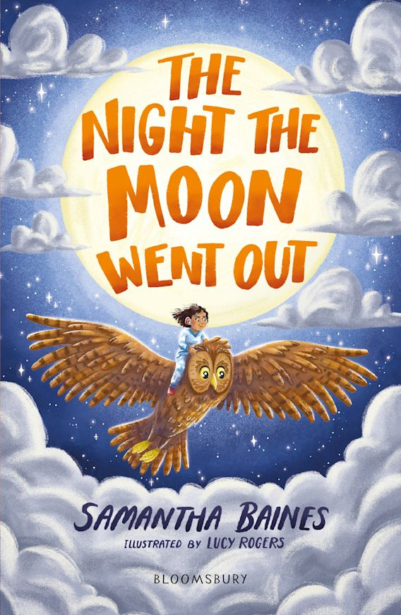 The Night the Moon Went Out: A Bloomsbury Reader cover
