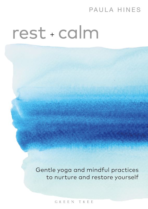 Rest + Calm cover