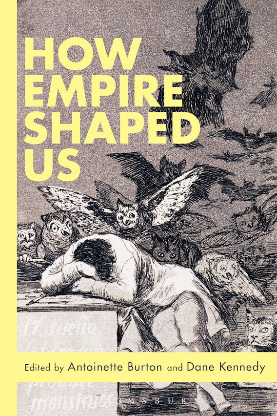 How Empire Shaped Us cover